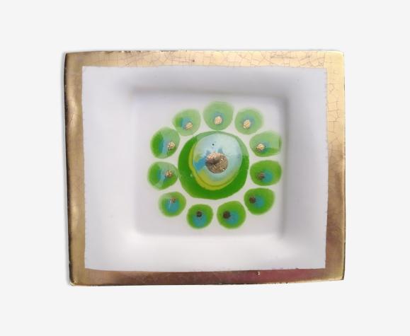 Pelletier ceramic trinket bowl