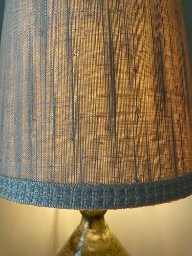 Lampe en céramique Fontgombault