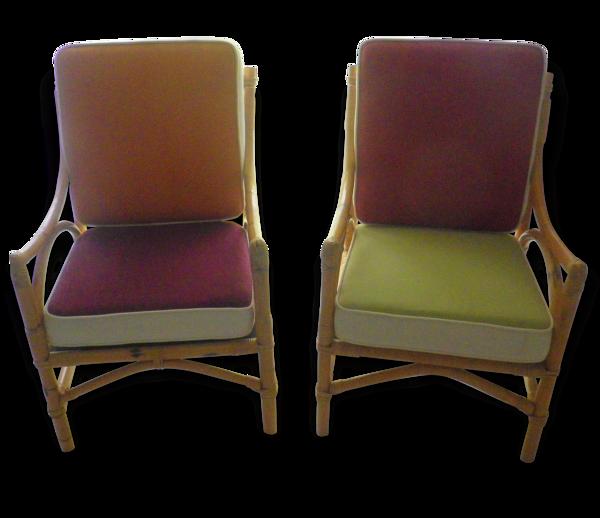 Selency Deux fauteuils