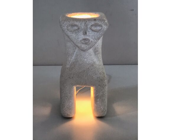 Lampe anthropomorphe Albert Tormos années 60