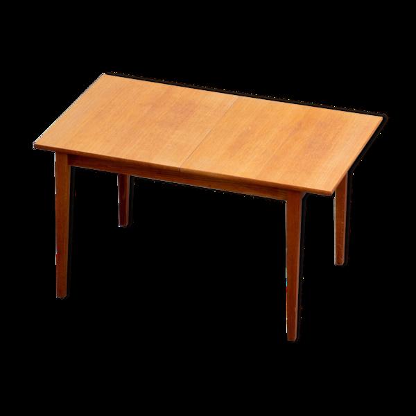 Table scandinave vintage extensible 1960