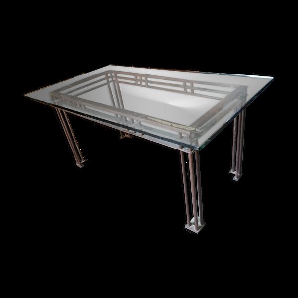 Selency Table attila par Jean Michel Wilmotte