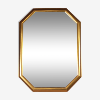Miroir octogonal - 79x50cm