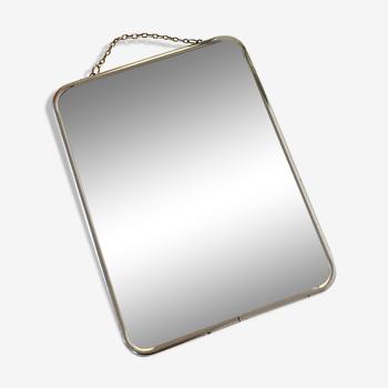 Miroir de barbier 23 x 17 cm