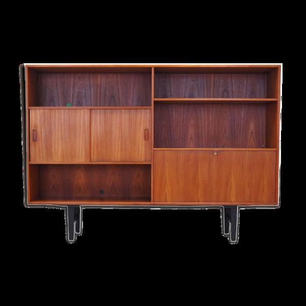 Selency Bibliothèque d'Erik Jensen fabriquée par Westergaard 1970