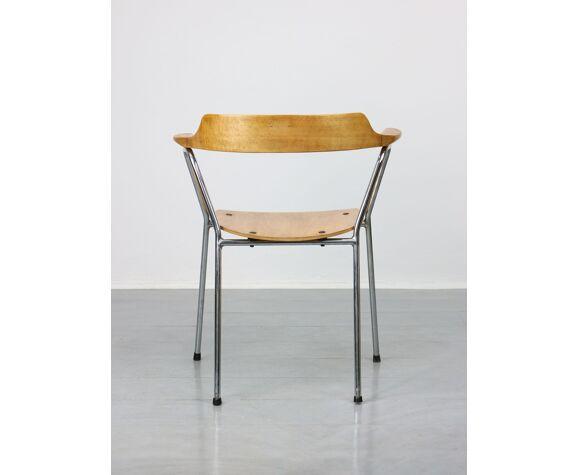Paire de chaises vintage 4455 de Niko Kralj pour Stol