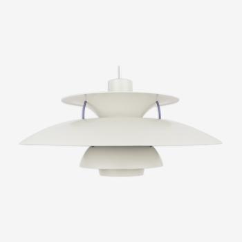Danish pendant lamp PH 5 by Poul Henningsen, Louis Poulsen, 1958