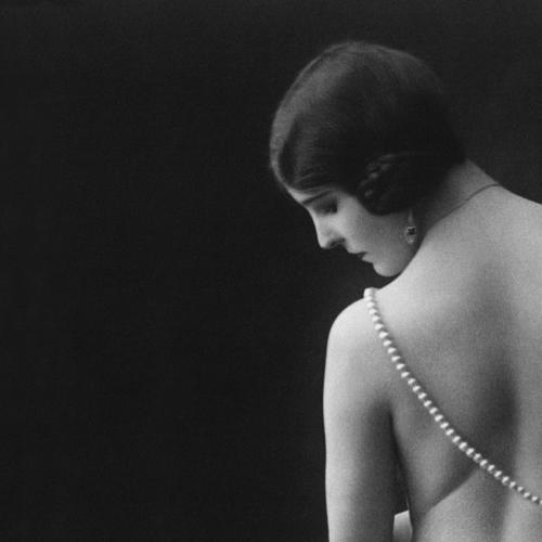 Nu photographie femme dos belle époque - 1930
