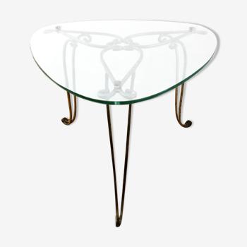 Table tripode années 50