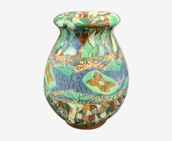 Vase ovoïde Gerbino 20, Vallauris