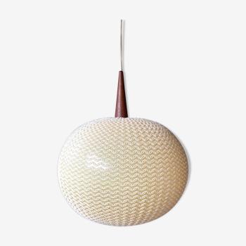 Mid Century Ball Lamp, Vintage Interior, 60's