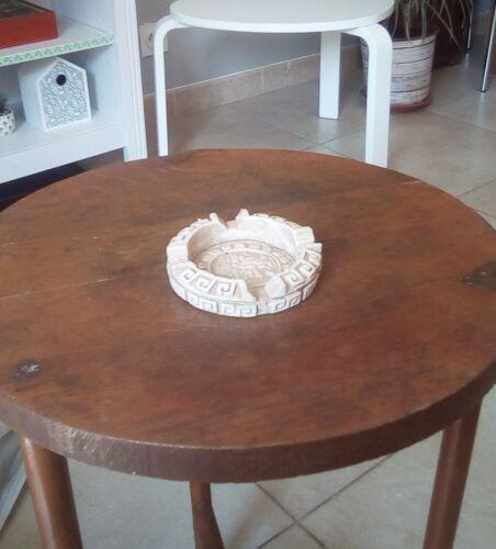 Cendrier vintage mexicain en résine