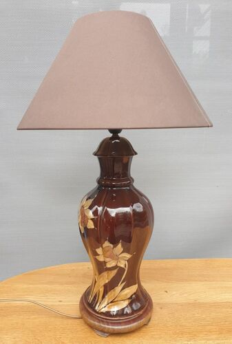 Lampe Drimmer Narcisse style Art Nouveau