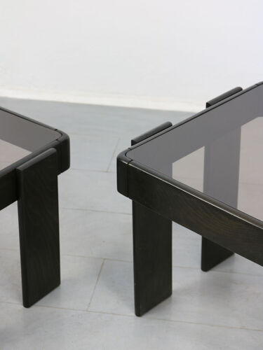 Tables gigognes Gianfranco Frattini, 1960