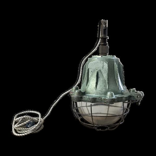 Lampe industrielle perfeclair Paris