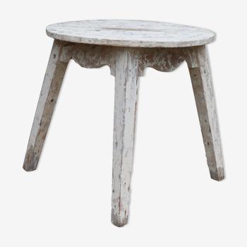Table ronde en bois Minorque