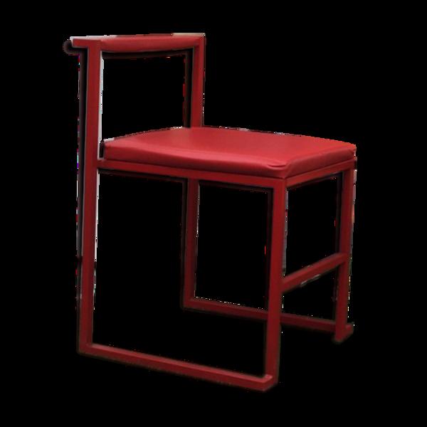 Selency Set de 8 chaises design design contemporain