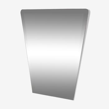 Miroir biseauté arrondi - 120x65cm
