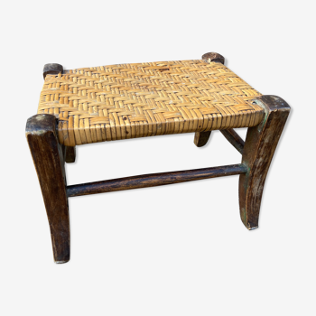 Tabouret Louis XV Paiille