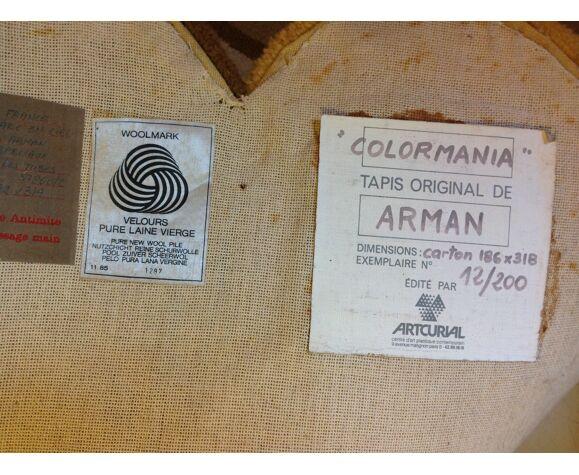 Tapis colormania Arman 186x318cm