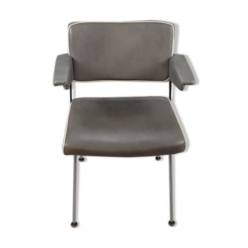 Set de 6 chaises par André Cordemeijer pour Gispen, années 1970