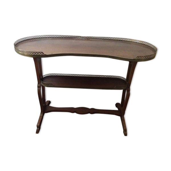 Table haricot Louis XV