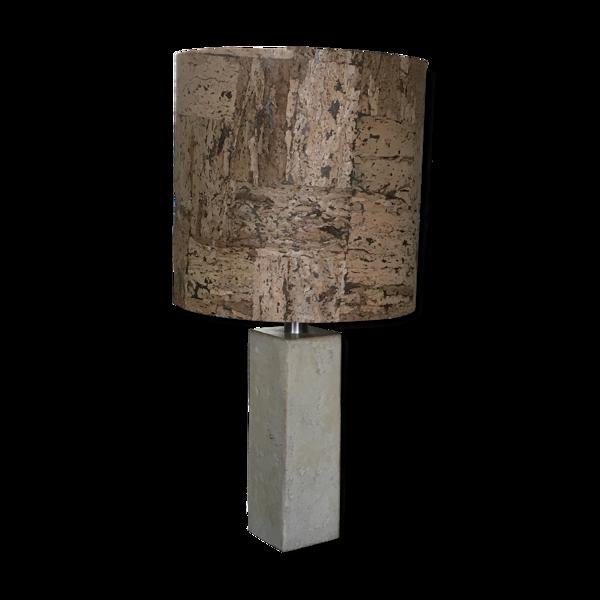 Lampe vintage céramique de Mobach