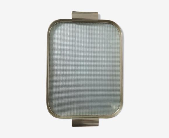 Plateau en métal doré style Kaymet 50/60