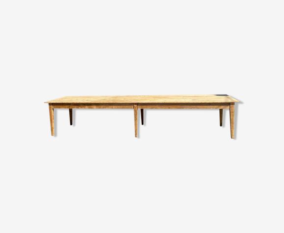 Table de ferme  391cm