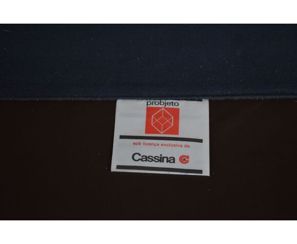 Canapé 3 places Probjeto 'Babalao' par Vico Magistretti, Cassina
