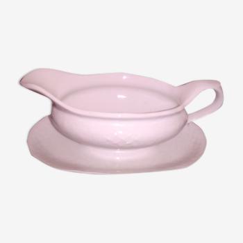 Saucière en porcelaine blanche - Bavaria - Arzberg