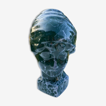 Céramique tête de femme