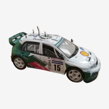 Skoda Fabia WRC Solido Tour de Corse