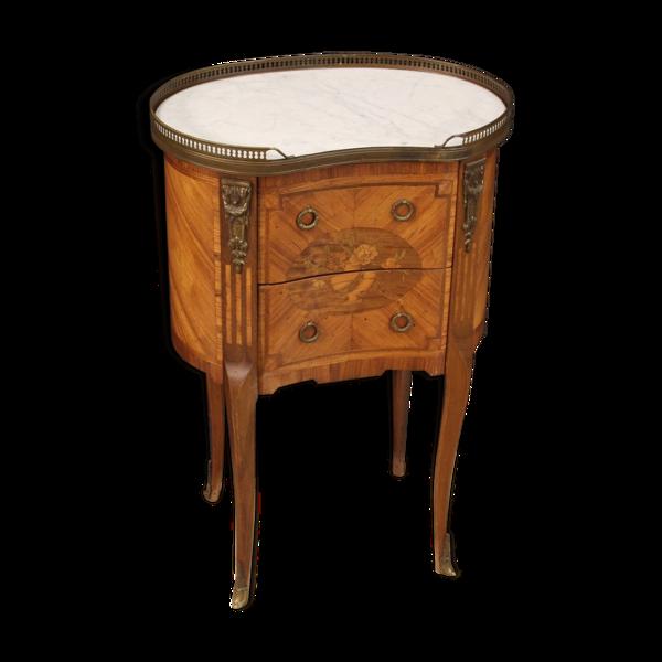 Selency Table de chevet dans le style Napoléon III