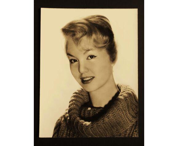 """Photographie originale de """" Mylène Demongeot '' vers 1960"""