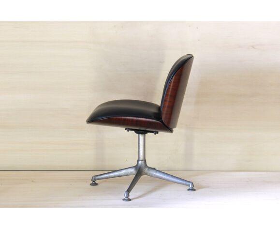 Set de deux chaises Ico Parisi edition MIM Roma