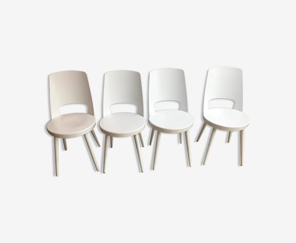 Set de 4 chaises Baumann modèle Mondor