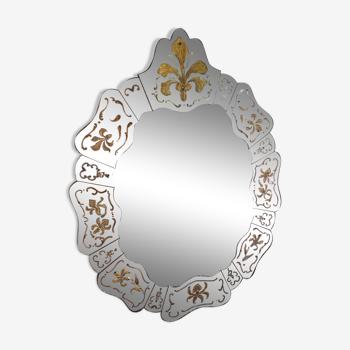 Miroir vénitien 1950