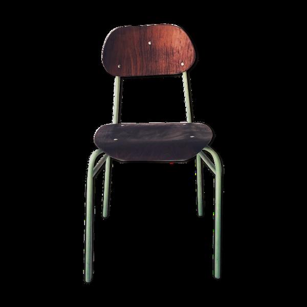 Chaise bistro vintage