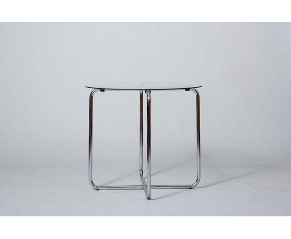Table d'appoint vintage de Gispen