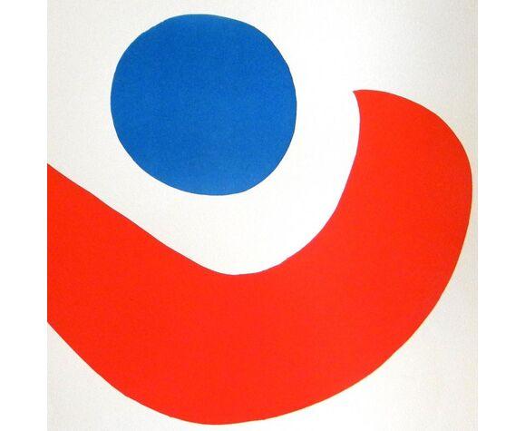 Lithographie Alexander Calder