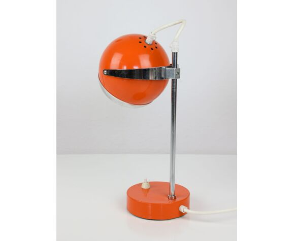 Lampe de table vintage space age