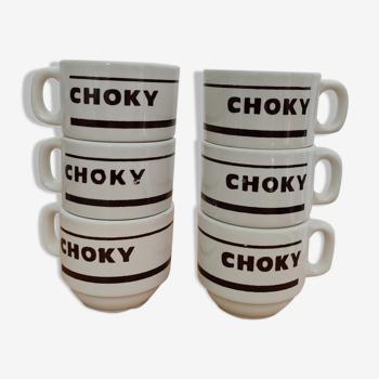 Tasses à café choky