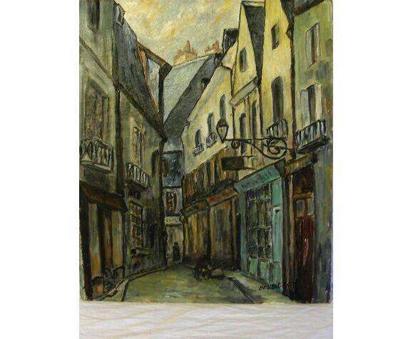Vieux Tours, Charles Belbeoc'h (XXème)