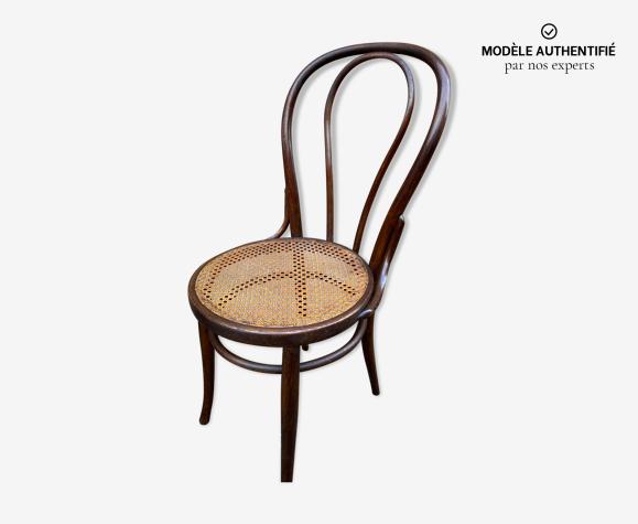 Chaise bistrot Thonet nr 18 bois courbé