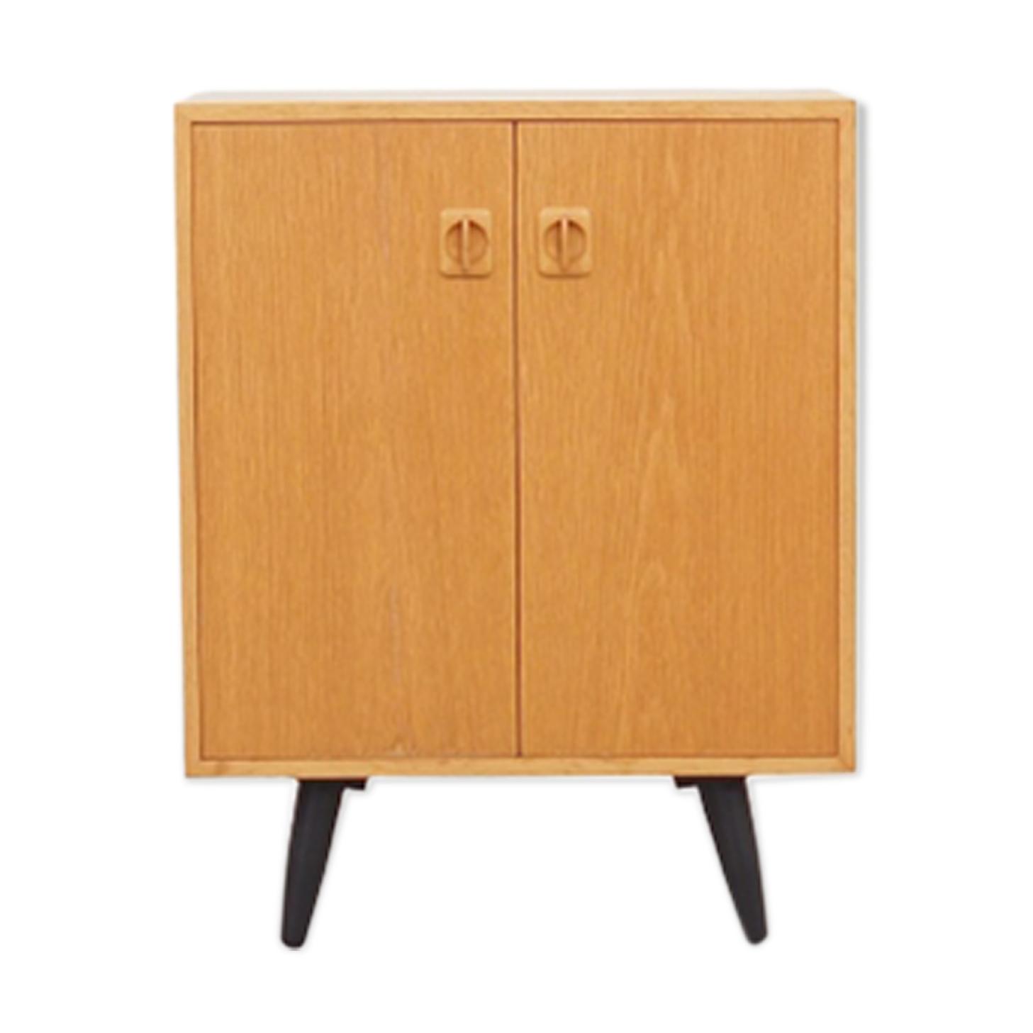 Buffet en frêne, design danois, années 1960, Domino Møbler