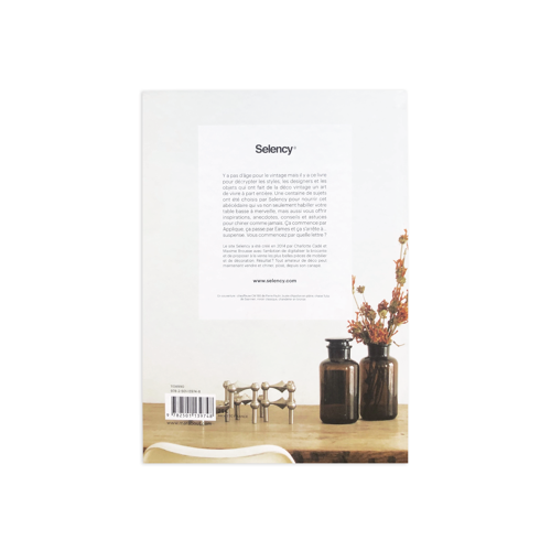Livre Selency : « Y a pas d'âge pour le vintage »