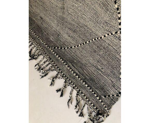 Moroccan Berber carpet Kilim Zanafi