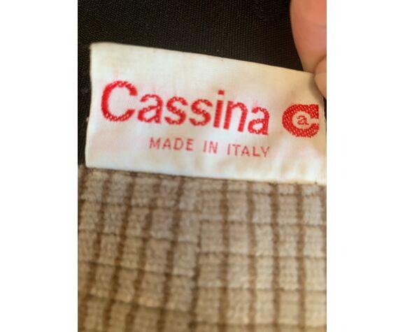Canapé Maralunga de Vico Magistretti pour Cassina
