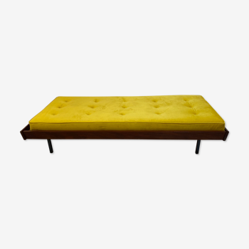Daybed jaune